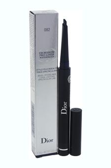 Diorshow Pro Liner Waterproof Bevel-Tip Eyeliner - # 082 Pro Anthracite by Christian Dior for Women - 0.01 oz Eyeliner