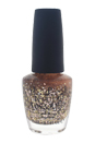 Nail Lacquer - # NL M80 Gaining Mole-Mentum by OPI for Women - 0.5 oz Nail Polish