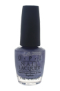 Nail Lacquer - # NL E25 Sahara Sapphire by OPI for Women - 0.5 oz Nail Polish