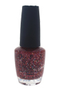 Nail Lacquer - # HL C51 A Sparkle Yule Love by OPI for Women - 0.5 oz Nail Polish