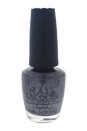 Nail Lacquer - # HR G49 No Mr. Night Sky by OPI for Women - 0.5 oz Nail Polish