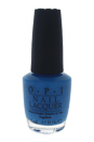 Nail Lacquer - # NL B93 Ogre-The-Top Blue by OPI for Women - 0.5 oz Nail Polish
