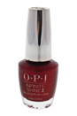 Infinite Shine 2 Gel Lacquer # ISL R53 - An Affair In Red Square by OPI for Women - 0.5 oz Nail Polish