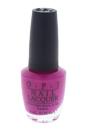 Nail Lacquer # NL A75 The Berry Thought Of You by OPI for Women - 0.5 oz Nail Polish