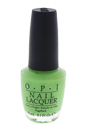 Nail Lacquer # NL N34 You Are So Outta Lime! by OPI for Women - 0.5 oz Nail Polish