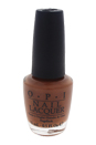 Nail Lacquer # NL N40 Ice-Bergers & Fries by OPI for Women - 0.5 oz Nail Polish