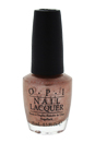 Nail Lacquer # NL V27 Worth A Pretty Penne by OPI for Women - 0.5 oz Nail Polish