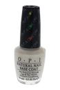 Natural Nail Base Coat # NT N01 - Put A Coat On! by OPI for Women - 0.5 oz Nail Polish