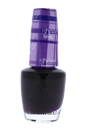 Top Coap # NT S03 - Don't Violet Me Down by OPI for Women - 0.5 oz Nail Polish