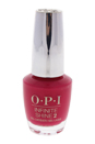 Infinite Shine 2 Gel Lacquer # IS L05 - Running With The In-Finite Crowd by OPI for Women - 0.5 oz Nail Polish