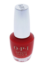 Infinite Shine 2 Lacquer # IS L08 - Unrepentantly Red by OPI for Women - 0.5 oz Nail Polish