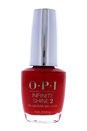 Infinite Shine 2 Lacquer # IS L09 - Unequivocally Crimson by OPI for Women - 0.5 oz Nail Polish