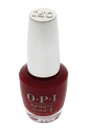 Infinite Shine 2 Lacquer # IS L10 - Relentless Ruby by OPI for Women - 0.5 oz Nail Polish
