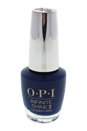 Infinite Shine 2 Lacquer # IS L16 - Get Ryd-Of-Thym Blues by OPI for Women - 0.5 oz Nail Polish