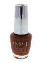 Infinite Shine 2 Lacquer # IS L23 - Brains & Bronze by OPI for Women - 0.5 oz Nail Polish