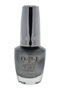 Infinite Shine 2 Lacquer # IS L48 - Silver On Ice by OPI for Women - 0.5 oz Nail Polish