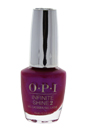 Infinite Shine 2 Gel Lacquer # ISL C09 - Pompeii Purple by OPI for Women - 0.5 oz Nail Polish