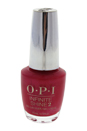 Infinite Shine 2 Gel Lacquer # ISL V12 - Cha-Ching Cherry by OPI for Women - 0.5 oz Nail Polish
