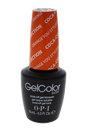 GelColor Soak-Off Gel Lacquer # GC C33 - Orange You Stylish! by OPI for Women - 0.5 oz Nail Polish