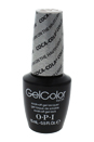 GelColor Soak-Off Gel Lacquer # GC C34 - Turn On The Haute Light by OPI for Women - 0.5 oz Nail Polish