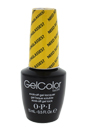 GelColor Soak-Off Gel Lacquer # GC B46 - Need Sunglasses? by OPI for Women - 0.5 oz Nail Polish