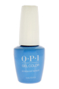 GelColor Soak-Off Gel Lacquer # GC B83 - No Room For The Blues by OPI for Women - 0.5 oz Nail Polish