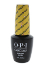 GelColor Soak-Off Gel Lacquer # GC H76 - Pineapples Have Peelings Too! by OPI for Women - 0.5 oz Nail Polish