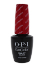 GelColor Soak-Off Gel Lacquer # GC Z13 - Color So Hot It Berns by OPI for Women - 0.5 oz Nail Polish