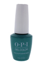 GelColor Soak-Off Gel Lacquere # GC H74 - This Color's Making Waves by OPI for Women - 0.5 oz Nail Polish