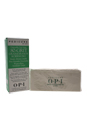 Pedicure Disposable Grit Strips 80-Grit by OPI for Women - 20 Pc Grit Strips