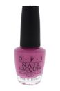 Nail Lacquer # NL F80 Two-timing the Zones by OPI for Women - 0.5 oz Nail Polish