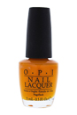 Nail Lacquer # NL F90 No Tan Lines by OPI for Women - 0.5 oz Nail Polish