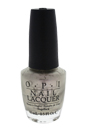 Nail Lacquer # NL N59 Take A Right On Bourbon by OPI for Women - 0.5 oz Nail Polish