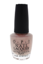 Nail Lacquer # NL V28 Tiramisu for Two by OPI for Women - 0.5 oz Nail Polish