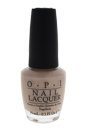 Nail Lacquer # NL W57 Pale To The Chief by OPI for Women - 0.5 oz Nail Polish