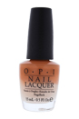 Nail Lacquer # NL W59 Freedom of Peach by OPI for Women - 0.5 oz Nail Polish