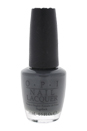 Nail Lacquer # NL W66 Liv in the Gray by OPI for Women - 0.5 oz Nail Polish