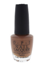 Nail Lacquer # NL W67 Inside the ISABELLEtway by OPI for Women - 0.5 oz Nail Polish