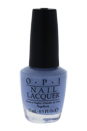 Nail Lacquer # NL BA1 The I's Have It by OPI for Women - 0.5 oz Nail Polish