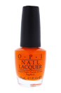 Nail Lacquer # NL BB9 Pants On Fire! by OPI for Women - 0.5 oz Nail Polish