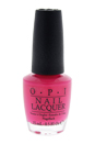 Nail Lacquer # NL BC1 Precisely Pinkish by OPI for Women - 0.5 oz Nail Polish