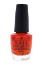 Nail Lacquer # NL F81 Living On the Bula-Vard! by OPI for Women - 0.5 oz Nail Polish