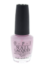 Nail Lacquer # NL F82 Getting Nadi On My Honeymoon by OPI for Women - 0.5 oz Nail Polish