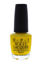 Nail Lacquer # NL F91 Exotic Birds Do Not Tweet by OPI for Women - 0.5 oz Nail Polish