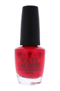 Nail Lacquer # NL N56 She's a Bad Muffuletta! by OPI for Women - 0.5 oz Nail Polish