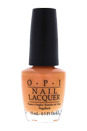 Nail Lacquer # NL N58 Crawfishin for a Compliment by OPI for Women - 0.5 oz Nail Polish