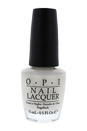 Nail Lacquer # NL T71 It's in the Cloud by OPI for Women - 0.5 oz Nail Polish