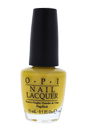 Nail Lacquer # NL W56 Never a Dulles Moment by OPI for Women - 0.5 oz Nail Polish