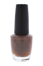 Nail Lacquer # NL W60 Squeaker of the House by OPI for Women - 0.5 oz Nail Polish