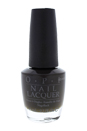 Nail Lacquer # NL W61 Shh000 It's Top Secret! by OPI for Women - 0.5 oz Nail Polish
